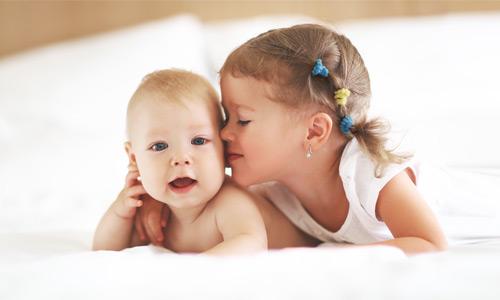 Geburt und erstes Lebensjahr